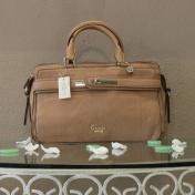 """CAYENNE SATCHEL"" by GUESS"